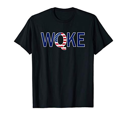 Top 10 Wqke Tshirt of 2021