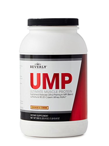 Top 10 Ump Protein Powder Cookies And Cream of 2021