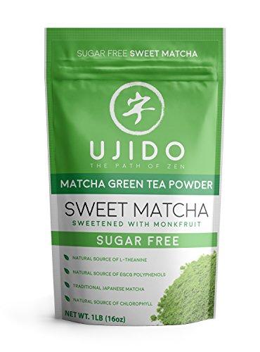 Top 10 Ujido Sweet Matcha Green Tea Powder of 2021