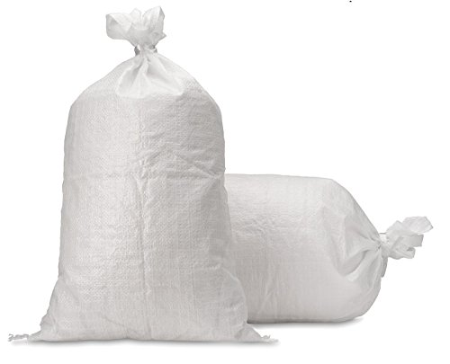 Top 10 Upnorth Sand Bags – Empty White Woven Polypropylene Sandbags of 2020