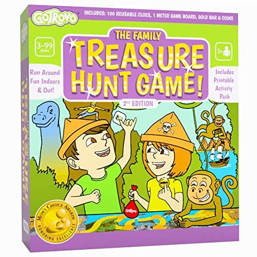 Top 10 Ukloo Early Reader Treasure Hunt Game of 2021