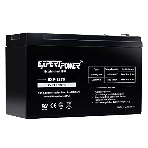 Top 10 Xinleina Battery 6-fm-7 12v7ah 20hr 12v of 2020