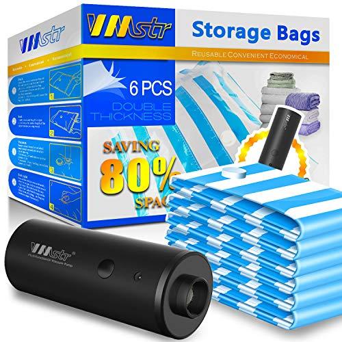 Top 10 Vmstr Travel Vacuum Storage Bags of 2021