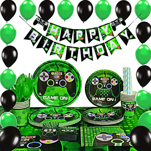 Top 10 Video Game Party Supplies of 2021