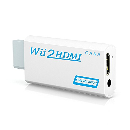 Top 10 Wii Hdmi Converter of 2021