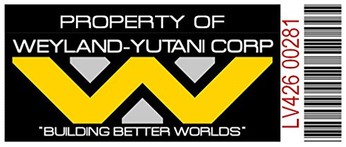 Top 10 Weyland Yutani Sticker of 2020