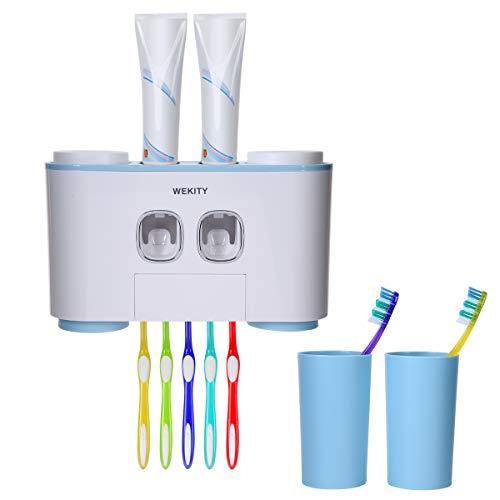 Top 10 Wekity Toothpaste Dispenser of 2020