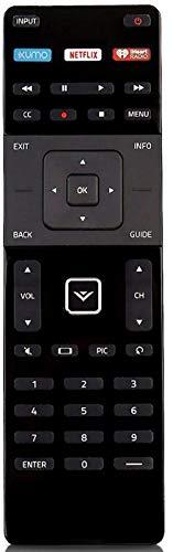 Top 10 Xrt122 Remote For Vizio Smart Tv of 2021