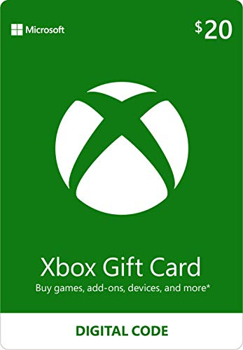 Top 10 Xbkx Giftcard of 2020