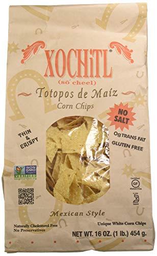 Top 10 Xochitl Tortilla Chips No Salt of 2020