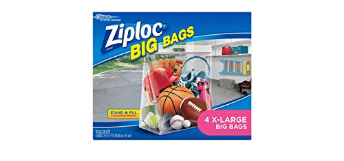 Top 10 Xlarge Ziplock Storage Bags of 2021
