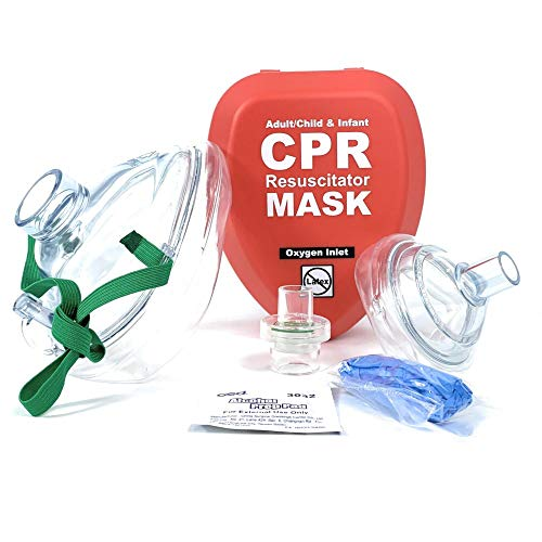 Top 10 Wnl Products Pocket Cpr Rescue Resuscitation Mask Kit of 2021