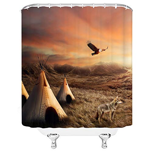 Top 10 Xnichohe Shower Curtain of 2020