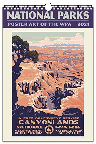 Top 10 Wpa Poster of 2021