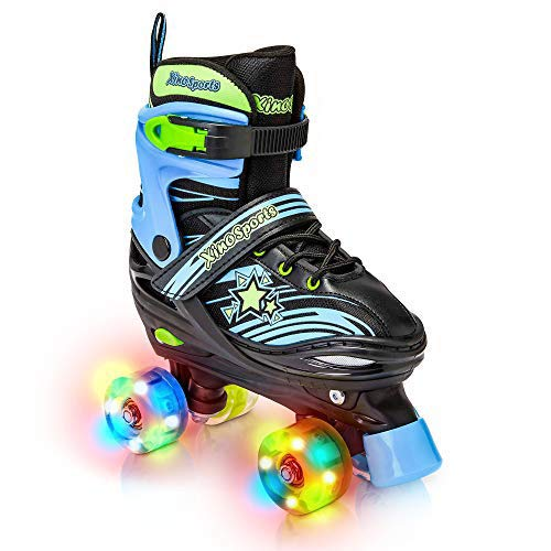 Top 10 Xino Sports Adjustable Roller Skates For Children of 2020