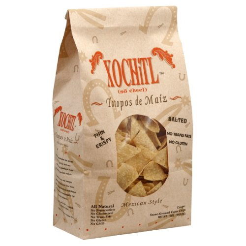 Top 10 Xochitl Tortilla Chips Sea Salt of 2020