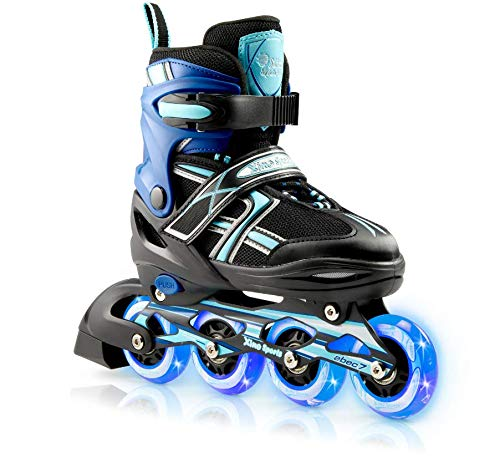 Top 10 Xino Sports Adjustable Inline Skates For Kids of 2020