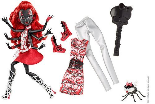 Top 10 Wydowna Spider Monster High Doll of 2021