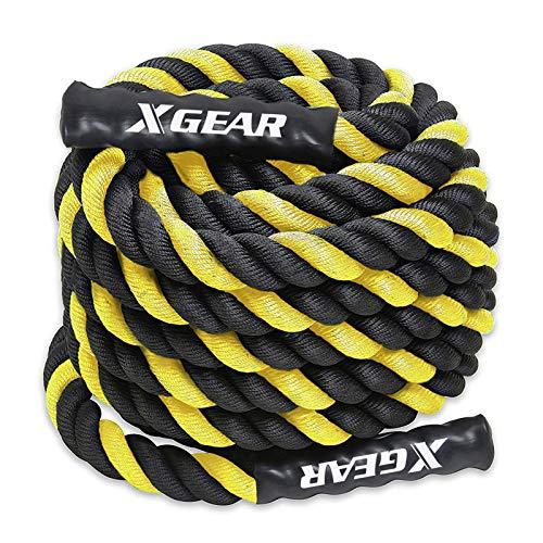 Top 10 Xgear Battle Rope of 2021
