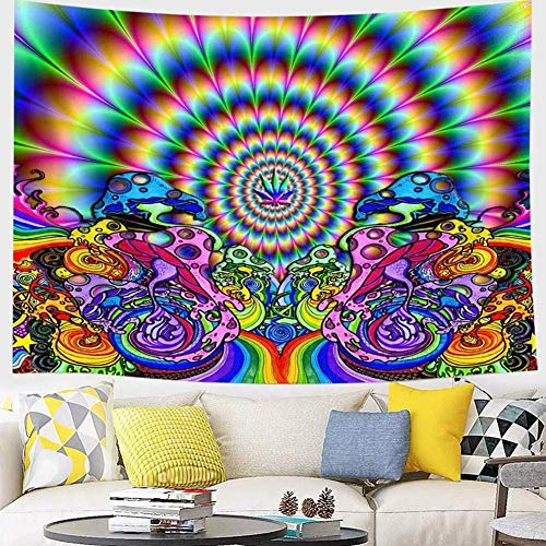 Top 10 Wtisan Psychedelic Tapestry of 2021
