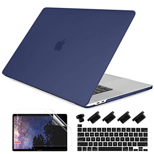 Top 10 Yuqoka Anti-scratch Frosted Protective Case For 16-inch Macbook Pro of 2021