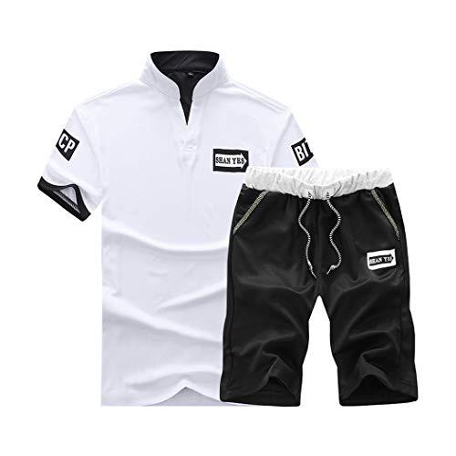 Top 10 Xzbailisha Mens 2 Piece Outfits Sportswear of 2020