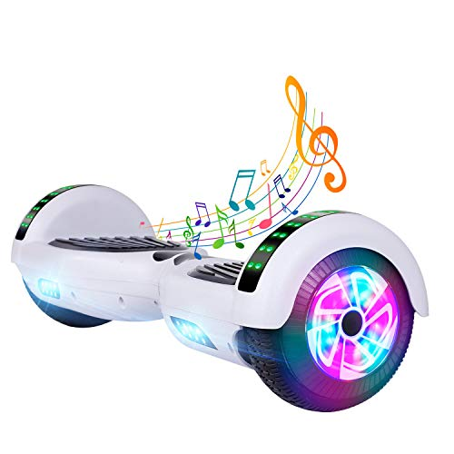Top 10 Yhr 6.5 Inch Hoverboard With Bluetooth W/ Speaker of 2021