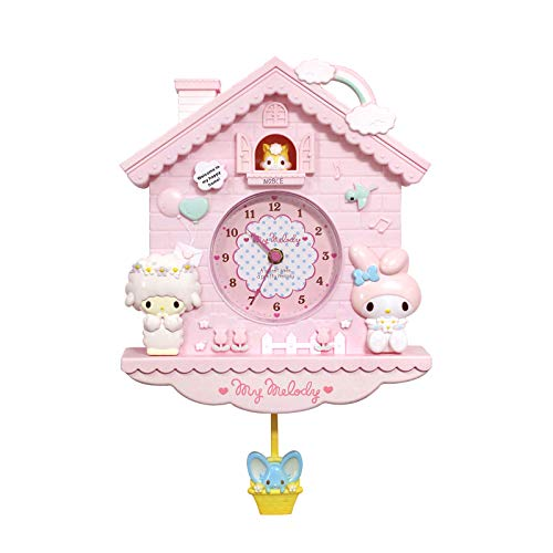 Top 10 Zdtxkj 12 Cartoon Swing Kids Girls Wall Clock of 2021