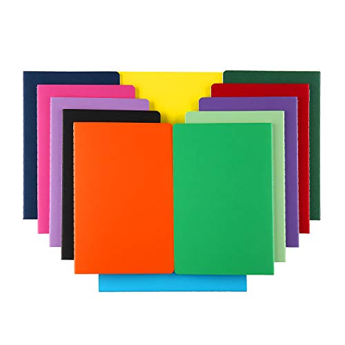 Top 10 Xyark 12 Pcs Colorful Notebook Journals Bulk of 2020