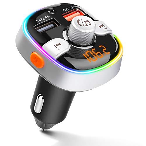 Top 10 Zeeporte Bluetooth Fm Transmitter For Car of 2020