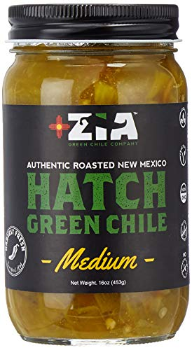 Top 10 Zia Green Chile of 2021