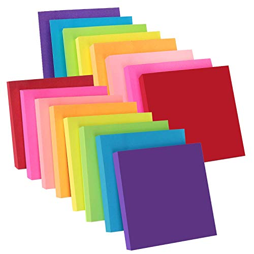 Top 10 Zczn 8 Bright Color Sticky Notes of 2021