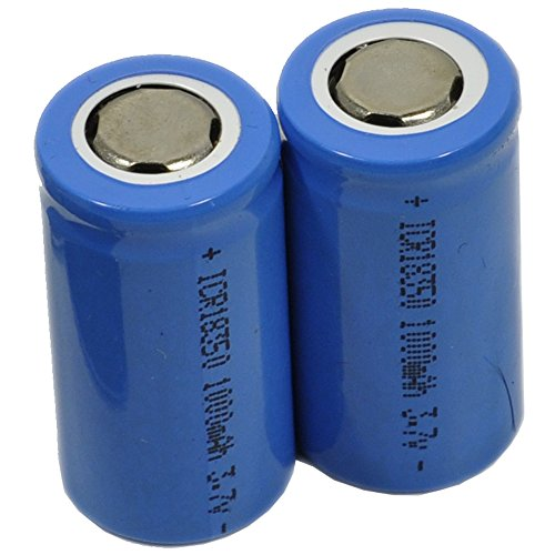 Top 10 Yzl 18650 2p Battery of 2021