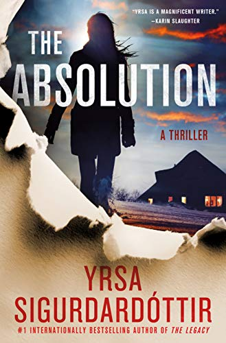 Top 10 Yrsa Sigurdardottir Kindle Books of 2021