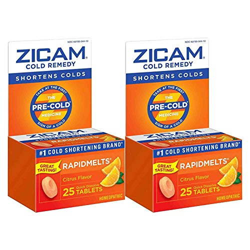 Top 10 Zycam Cold Remedy of 2021