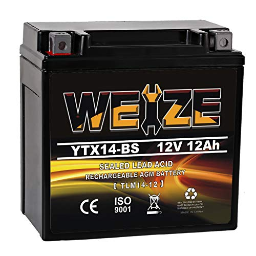 Top 10 Ytb7 Bs Battery of 2021