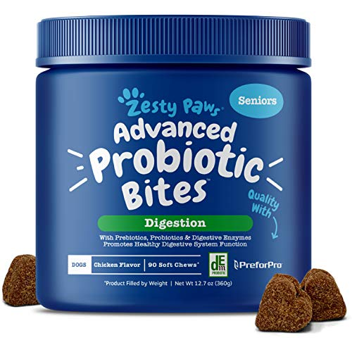 Top 10 Zesty Paws Probiotic For Dogs of 2020