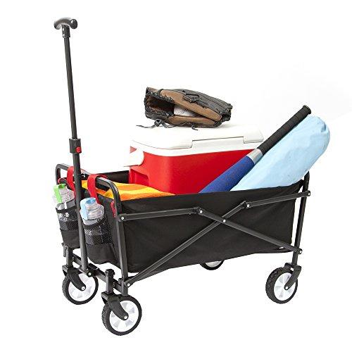 Top 10 Ysc Wagon Garden Folding Utility Shopping Cart,beach of 2021