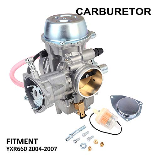 Top 10 Yxr660 Carburetor of 2020