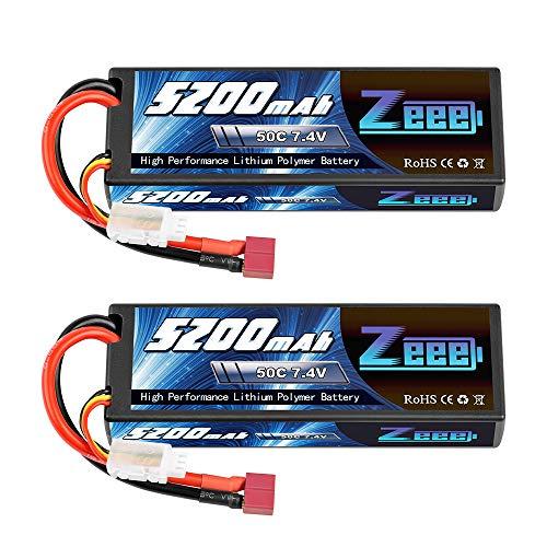Top 10 Zeee 2s Lipo Battery of 2021