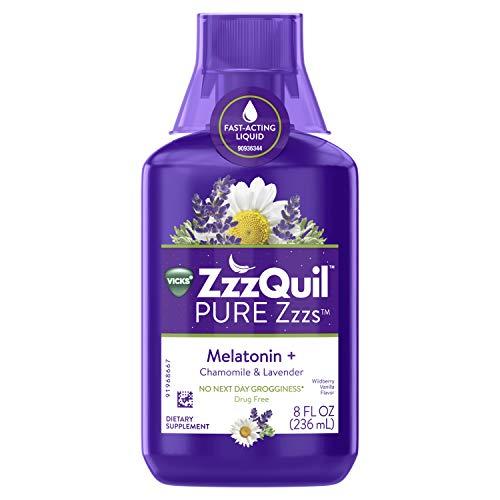 Top 10 Zzzquil Melatonin of 2021