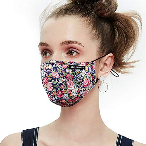 Top 10 Utripsunew Anti Pollution Dust Mask Washable And Reusable of 2021