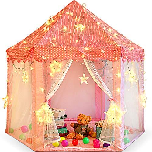 Top 10 Zncmrr Princess Castle Play Tent of 2021