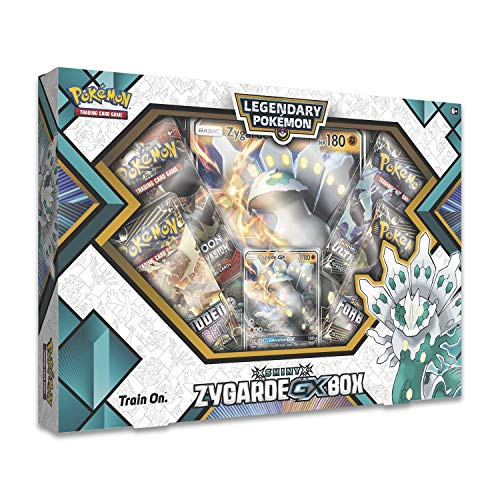 Top 10 Zygarde Pokemon Card of 2021