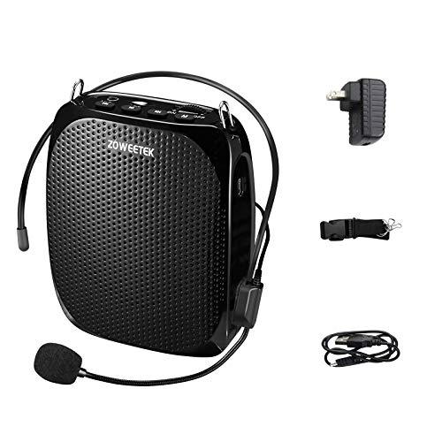 Top 10 Zoweetek Portable Rechargeable Mini Voice Amplifier of 2021
