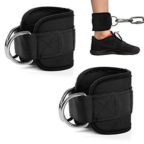 Top 10 Zrova Ankle Straps For Cable Machine of 2021