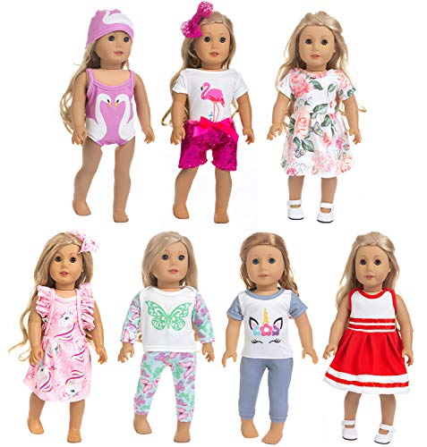 Top 10 Zqdoll 18 Inch Doll of 2021