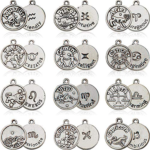 Top 10 Zodiac Charms of 2021