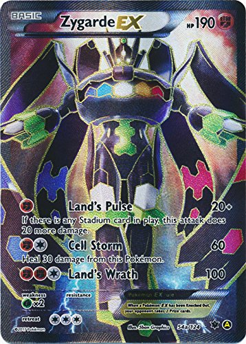 Top 10 Zygarde Ex of 2021