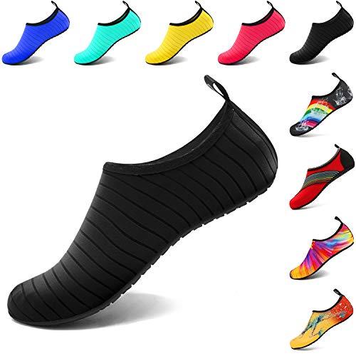 Top 10 Vifuur Water Sports Shoes Barefoot Quick-dry Aqua Yoga Socks of 2021